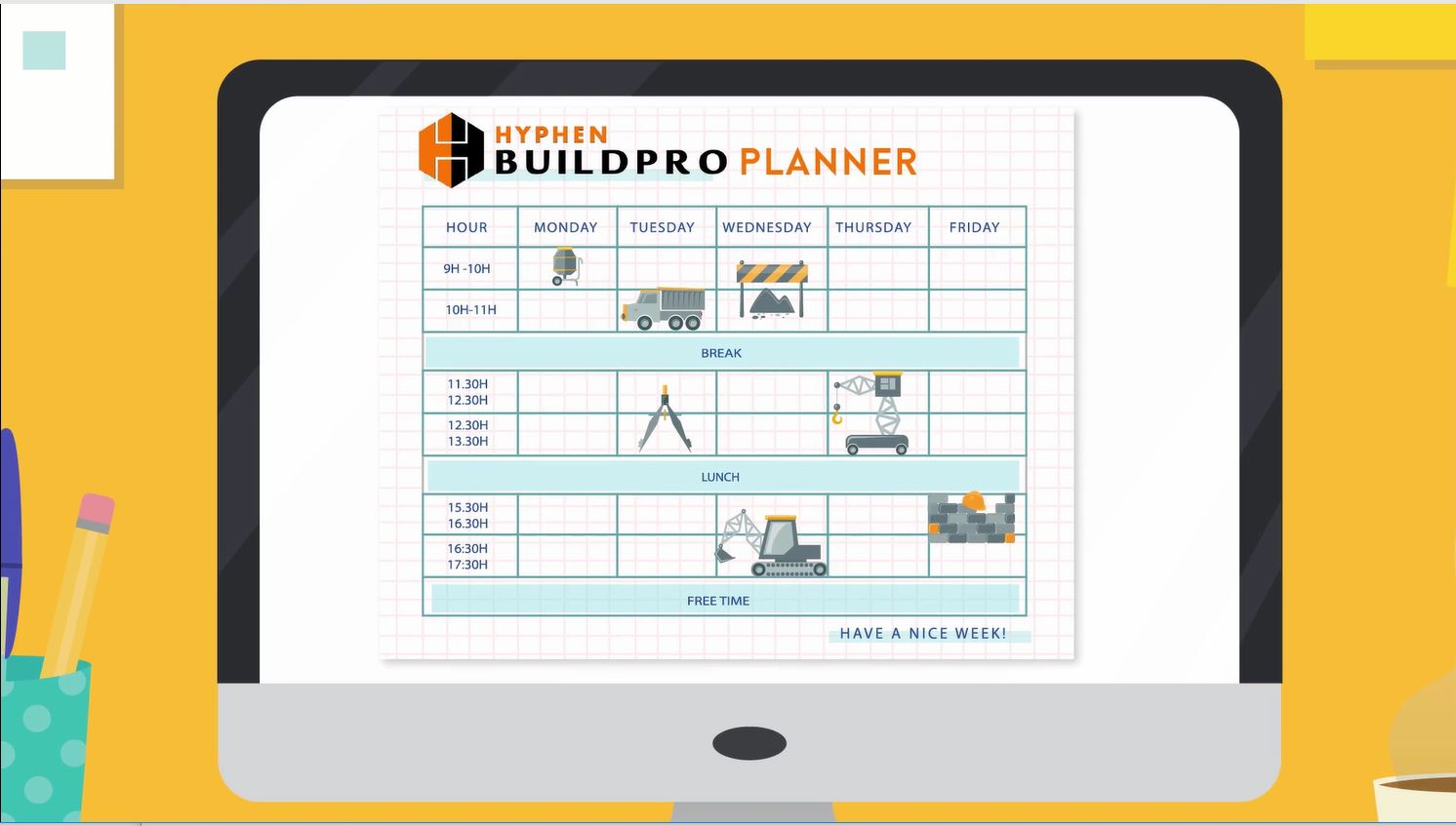 construction scheduling software buildpro scheduling hyphen