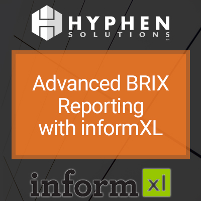 Webinar: Advanced BRIX Reporting with informXL – Accounts Payable and Job Details